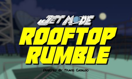 Jet Mode Rooftop Rumble