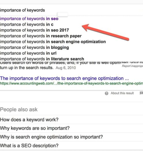 Everything you need to know about Keywords in SEO