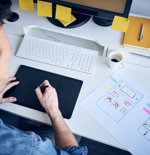 How to Find A Trusted Graphic Design Company or Web Designer