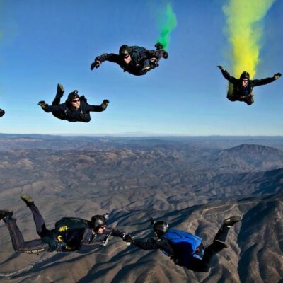 All You Need To Know About Skydiving