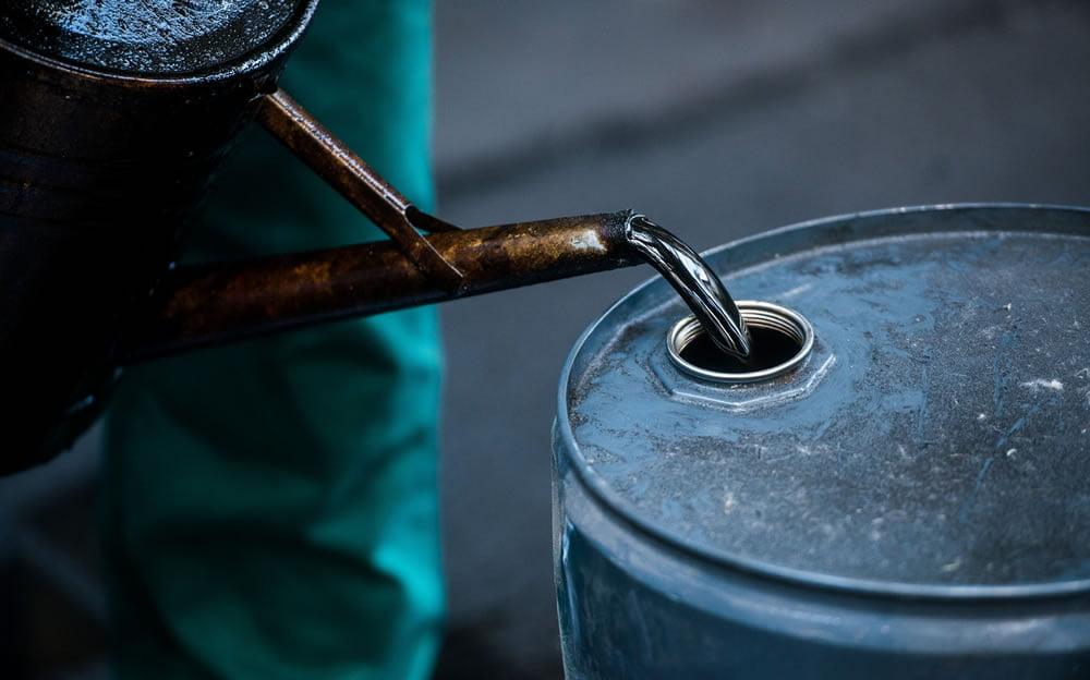Avoid lubes based on petroleum