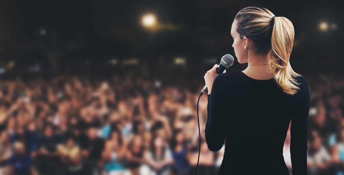 Learn To Be Confident In Public Speech