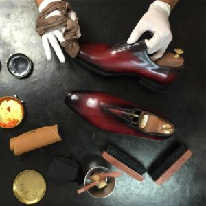 Tips for Maintaining Leather Shoes